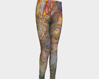 Gaia childrens tights