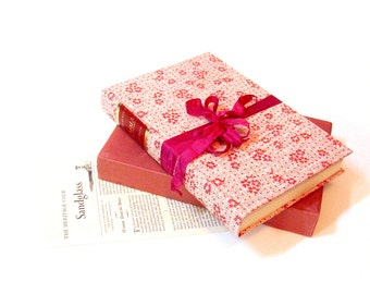 Emma by Jane Austen, Heritage Press Boxed Edition, Illustrated by Fritz Kredel, Blush Rose Decor, Jane Austen Book, Austen Wedding Prop