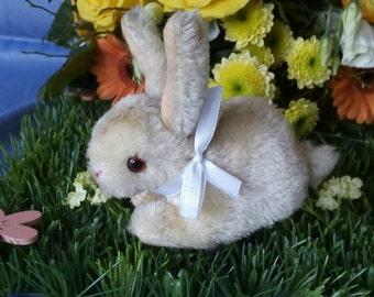 Easter Treasure *** Small Vintage  rabbit, 10 cm, great decoration