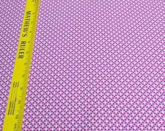 Dim Dot-Peony Cotton Fabric (6322) from Michael Miller Fabrics