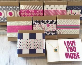 Gift Box and Choice of Card