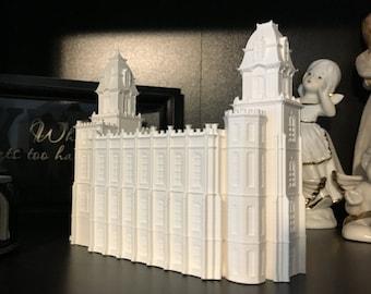 Manti, UT LDS Temple Model