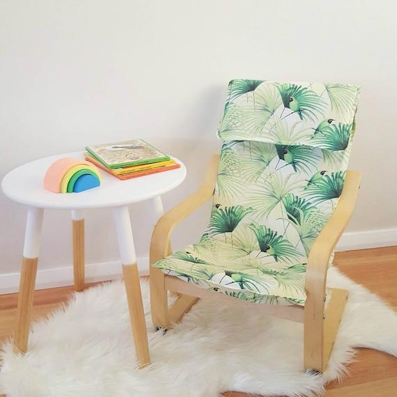 Children S Ikea Chair Coverslip Poang Cover Kids