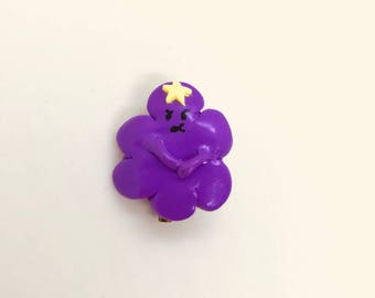 Adventure Time Lumpy Space Princess Brooch Badge