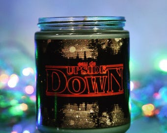 Eau de Upside Down Candle