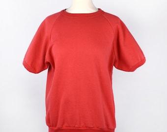 1970's Raglan Short Sleeve Sweatshirt by Alore