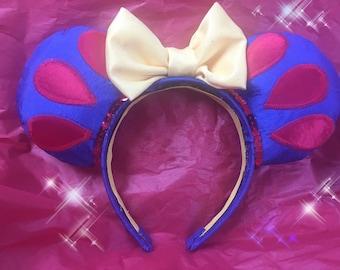 I'm Wishing Snow White Minnie Mouse Ears