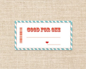birthday gift coupon template