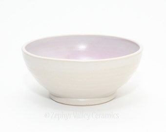 SALE • Ceramic Bowl - Ice Cream - Soup Bowl - Cereal Bowl - Stoneware Food Bowl - Kitchen Cooking Prep Bowl - Salad Bowl - Fruit Bowl