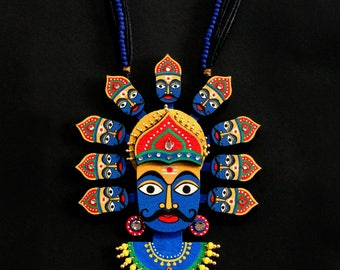 Razia Kunj Temple Necklace