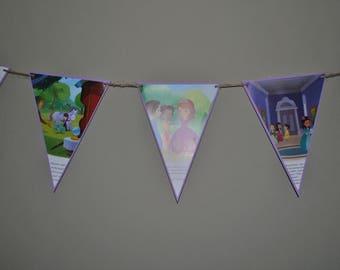 Sofia the First Storybook Banner