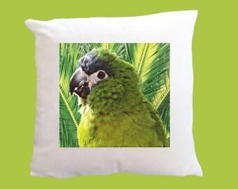 Hahn's Macaw Parrot Super Soft White Cushion