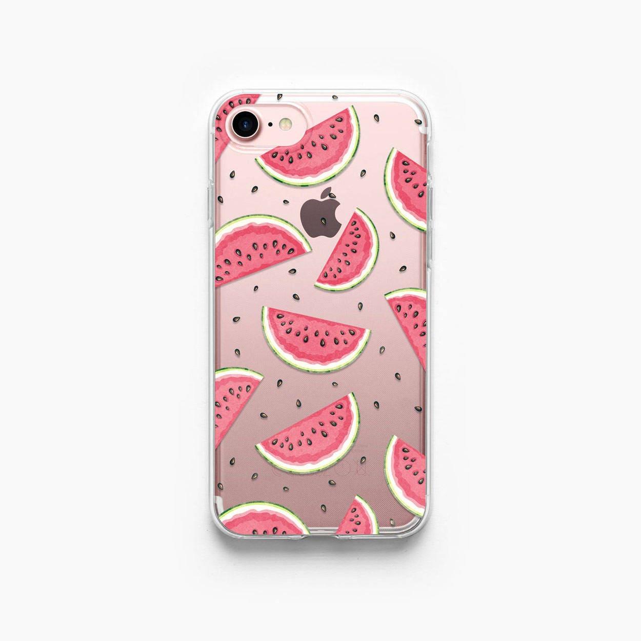 iphone 7 watermelon case