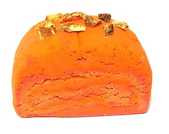 Blood Orange & Goji Bubble Cake