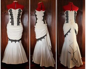 Custom 'Emmeline' Gown