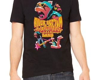 River Bottom Nightmare Band T Shirt - Unisex
