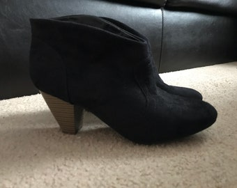 Booties Ankle Boots 7.5
