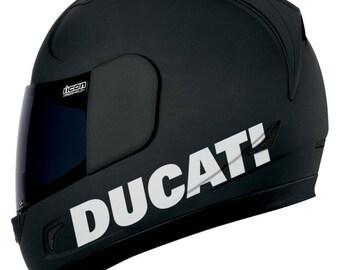 Ducati decals stickers multistrada monster vinyl
