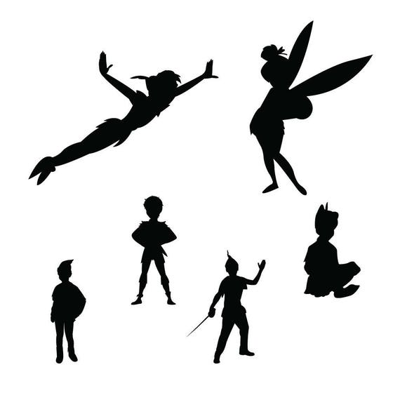 peter pan svg dxf peter pan clipart disney svg disney peter pan rh etsystudio com