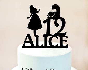 Madly In Love Cake Topper