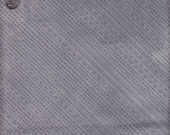 Moda Fabrics Fresh Cut Stitch Stripe in Ink - Half Yard