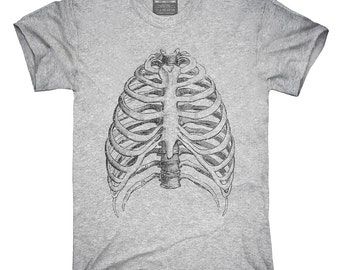 Anatomy Medical Rib Cage T-Shirt, Hoodie, Tank Top, Gifts