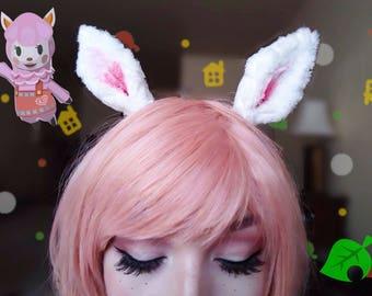 Animal Crossing Reese Alpaca Ears