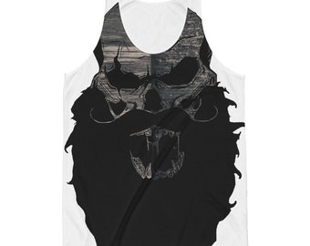 Pity The Beardless Double Sided Tank Top