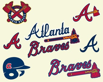 Atlanta Braves Svg
