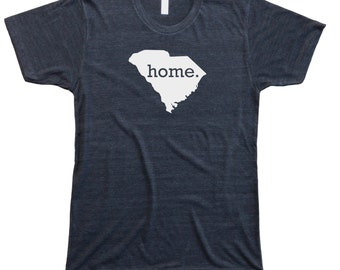 Homeland Tees Men's South Carolina Home T-shirt