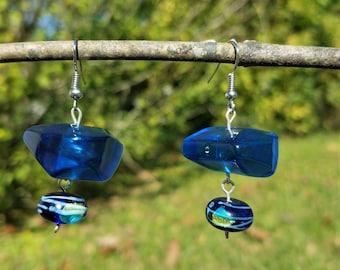Blue Lagoon Earrings