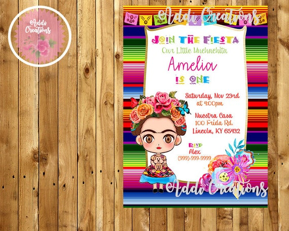 frida kahlo invitations frida invitations invitaciones frida
