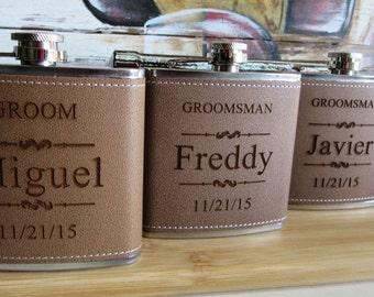 Best Groomsmen Gifts, Personalized Flask, Groomsman Flask, Groomsmen Gift Ideas, Personalized Groomsmen Gift, Groomsmen Flasks