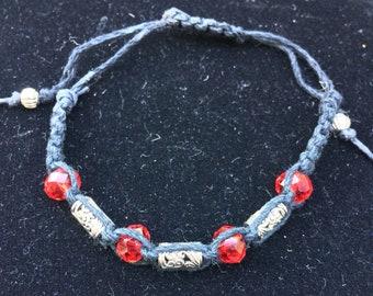Handmade Hemp Bracelet