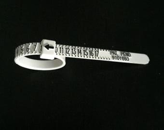 Reusable Ring Sizing Gauge - Ring Sizer