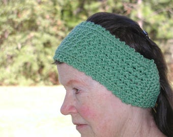 Knitted headbands