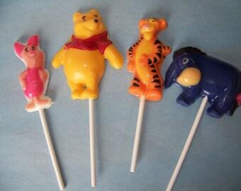 8 pc. Winnie and Friends