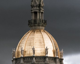 Photograph of CT State Capitol Building Hartford 2016