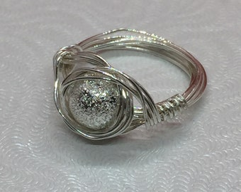 Stering Silver Ring