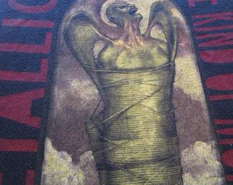 Metallica Shirt. Vintage T-shirt. Graphic Tee. Band Tee. Retro Black. X-Large. Some Kind Of Monster. Metal. Concert. Festival. Streetwear.