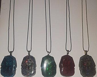 Egyptian pharoah necklace