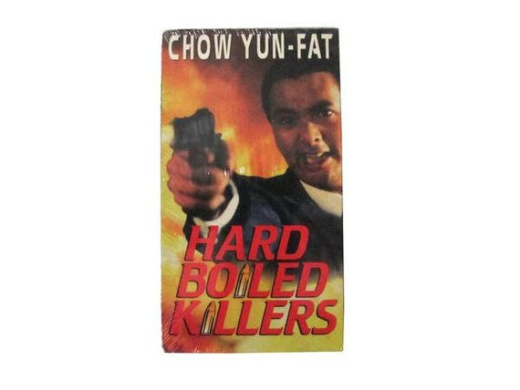 Hard Boiled Killers VHS