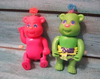 1990's Neon Bitsy Bears
