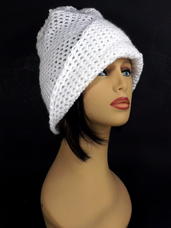 Crochet Beanie Pattern Crochet Hat Pattern Single Crochet