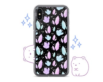 Magical Crystals iPhone Case - 6/7/8/Plus/X