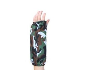 Fashionable Arm Cast Cover in Camouflage for Short Arm Cast