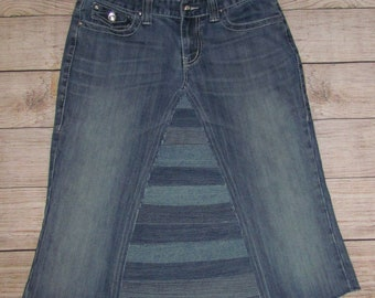 LADIES JEAN SKIRT- size 6