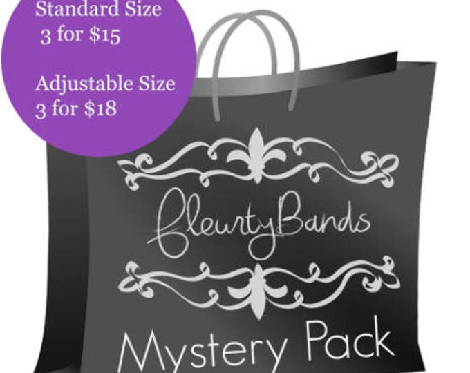 FleurtyBands Mystery Pack