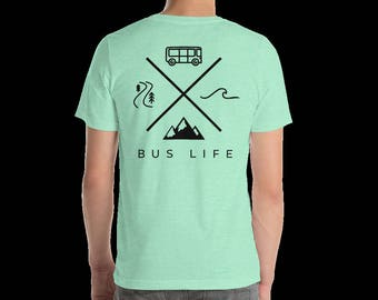 Bus Life Explorer Tee Shirt