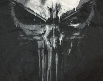 The Punisher **NEW**skull Daredevil netflix shirt t-shirt tshirt Halloween costume 2017 tv show new marvel movie season 2 series 1 painted